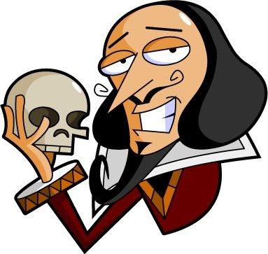 cartoon-shakespeare �...